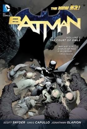 batman volume 1 court of owls