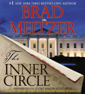 brad meltzer the inner circle audiobook