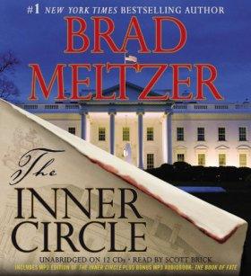 brad meltzer the inner circle audiobook