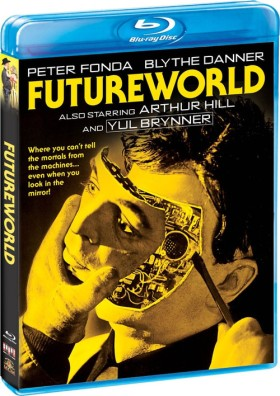 futureworld blu-ray
