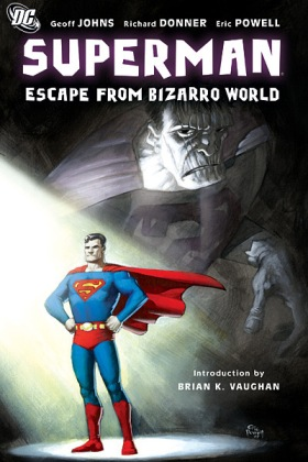 superman escape from bizarro world