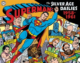 superman silver age dailies
