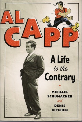 Al Capp By Michael Shumacher & Denis Kitchen