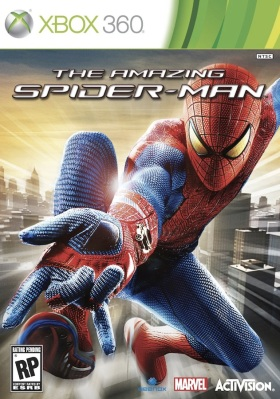 amazing spider-man xbox 360