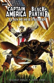captain america black panther flags of our fathers