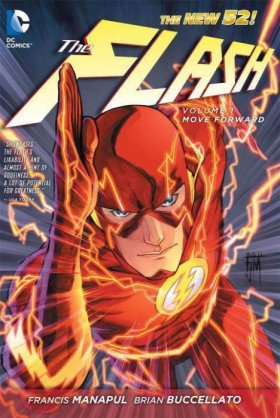 flash new 52 vol 1 move forward