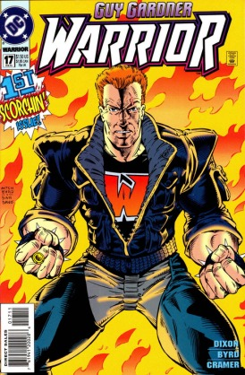 guy gardner warrior 17