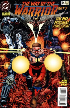 Guy Gardner Warrior 34