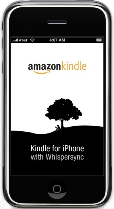kindle-on-iphone