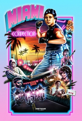miami-connection-poster