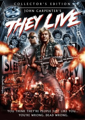 they live scream factory