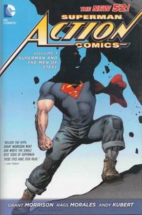 action comics new 52 volume 1