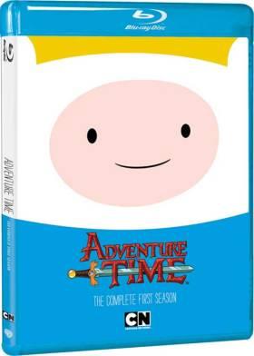 Adventure Time Season 1 Bluray