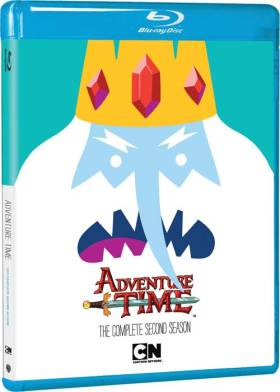 Adventure Time Season 2 Bluray