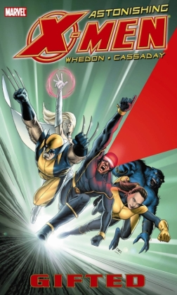 astonishing x-men vol 1 gifted