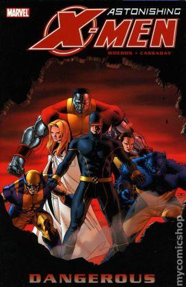 astonishing x-men vol 2 dangerous