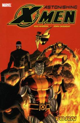 astonishing x-men vol 3 torn