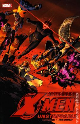 astonishing x-men vol 4 unstoppable