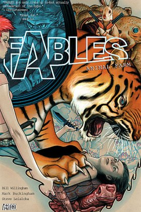 fables vol 2 animal farm