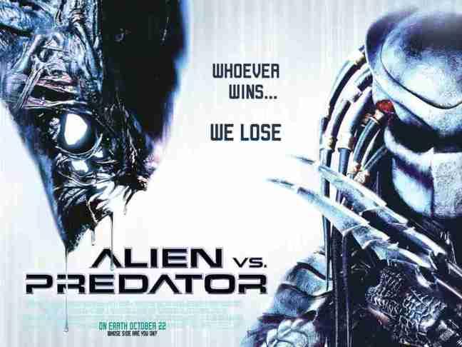 alien vs predator landscape