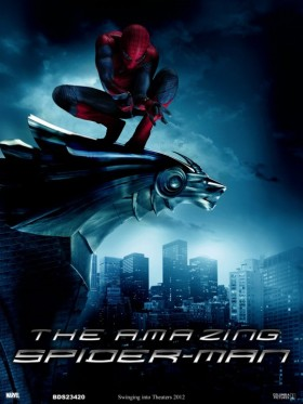 amazing spider-man poster 2