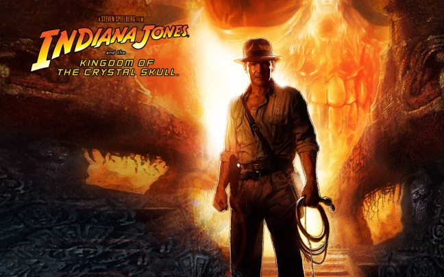 indiana jones and the kingdom of the cystal skull