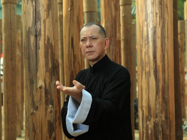 ip man the final fight Anthony Wong Chau-Sang