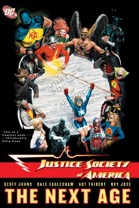 justice society of america the next age