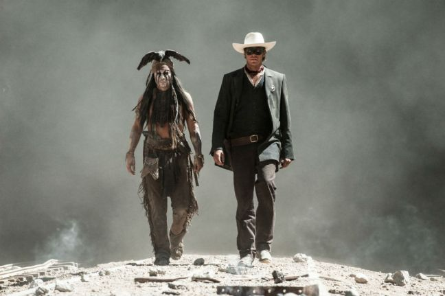 Lone Ranger 1