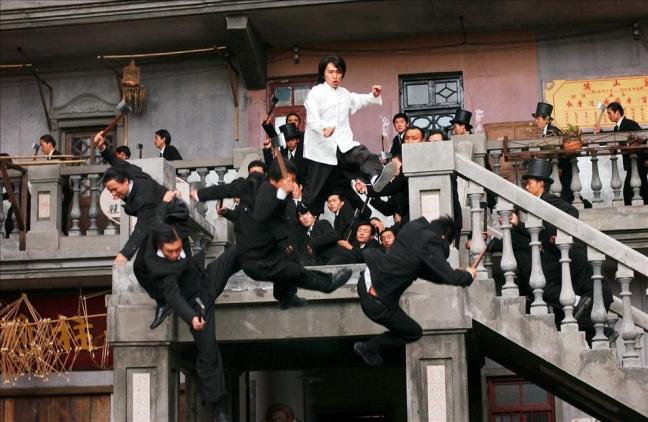stephen chow kung fu hustle