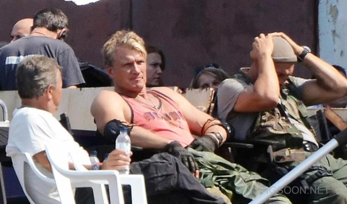 The_Expendables_3_BTS_Dolph_Lundgren