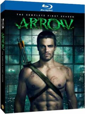 arrow season 1 blu