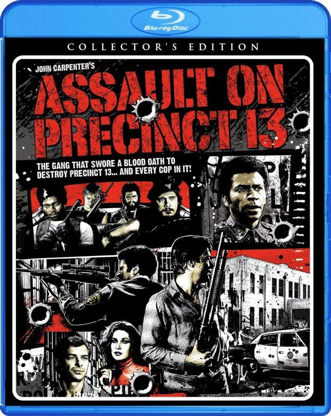 assault on precinct 13 blu-ray