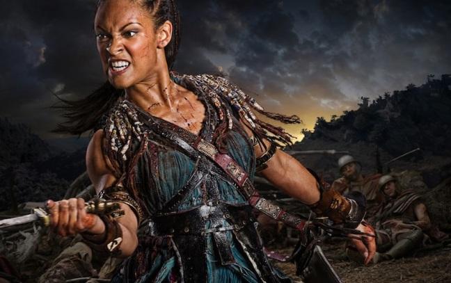 Spartacus: War of the Damned - Cynthia Addai-Robinson