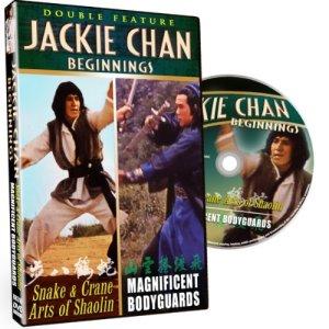 jackie chan beginnings