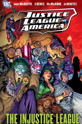 justice league of america injustice league