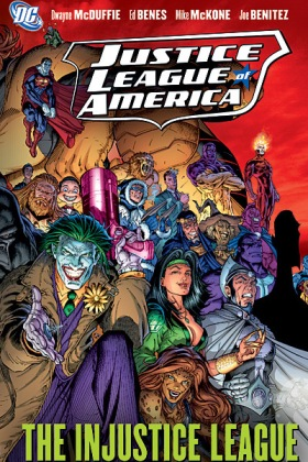 justice league of america injustice league