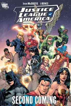 justice league of america second coming