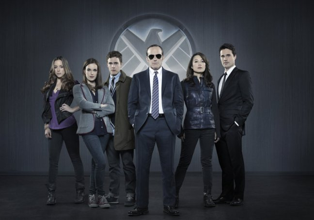 marvel's agents of shield cast