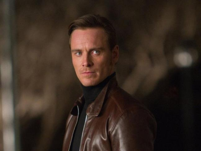 michael fassbender x-men first class