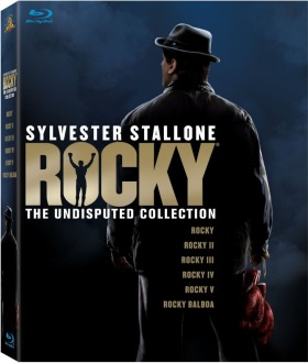 rocky undisputed collection