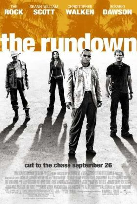 the rundown poster 1