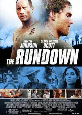 the rundown poster 2
