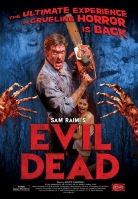 evil dead re release