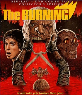 The Burning Scream Factory