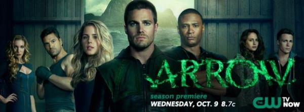 arrow season 2 banner