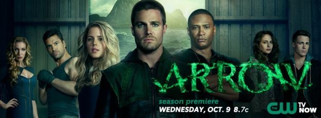 arrow season 2 banner