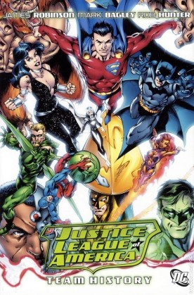 justice league of america team history