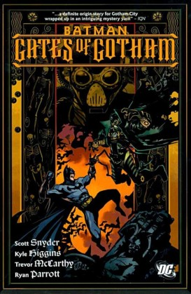 Batman The Gates Of Gotham