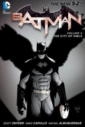batman volume 2 city of owls